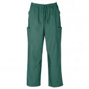 Unisex Classic Scrub Pants (Hunter Green)