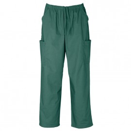 Unisex Classic Scrub Pants (Hunter Green)