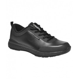 Ladies SuperLite Laceup Shoe (Black)