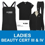 KIT - Ladies Beauty Certificate III & IV First Year Kit