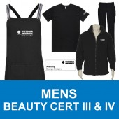 KIT - Mens Beauty Certificate III & IV First Year Kit