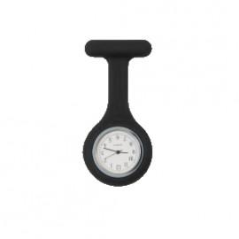 Silican Fob Watch (Black)